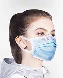 Mund-Nasen-Schutz mit Vlies
